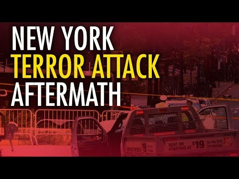 Daniel Pipes: NYC attack strengthens resistance to Islamism