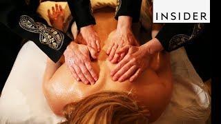 Massage Needs 4 Synchronized Hands