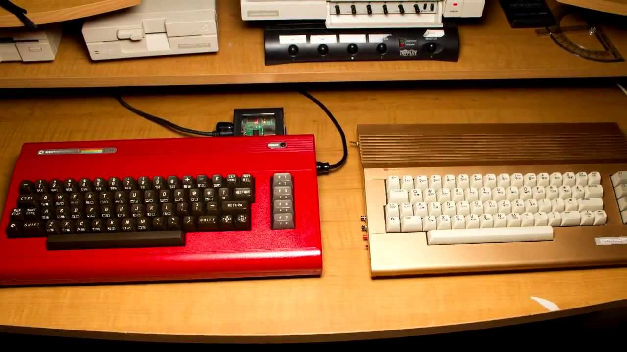 Commodore 64 – Brandon Staggs  Com