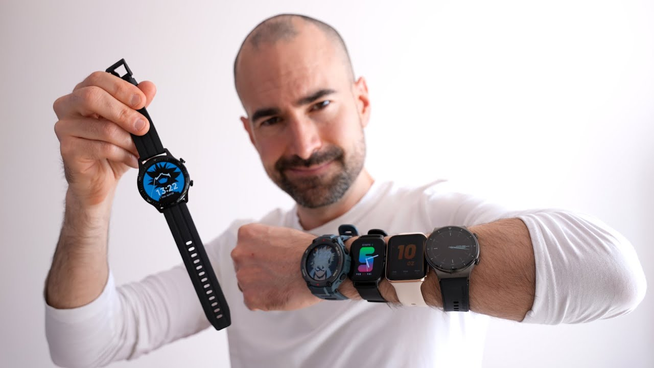Download Best Smartwatches (2021) | All Budgets, Tested & Reviewed!