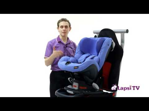 Автокресло 1 BeSafe IZi-Comfort X3 Isofix (Бисейф Изи Комфорт Изофикс)