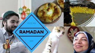 RECETAS + 21 Días De Ayuno + Llegó Regalo De Eid | Ramadan Vlog #11 🌛 | MEXICANA EN TURQUIA