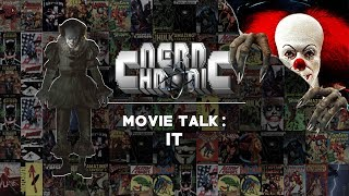 Ep. 27 - Movie Talk: IT