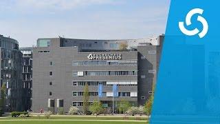 CenterTV Spot 2014 | Hochschule Fresenius