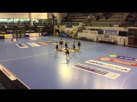 Danse twirl junior grâces twirling club championnat de France 2018 Dunkerque