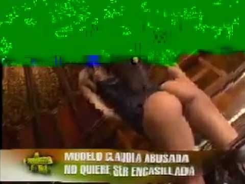 Claudia Abusada Modelo peruana
