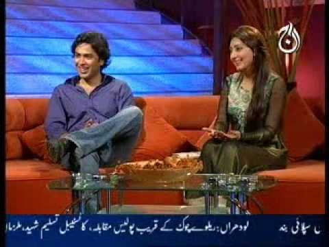 Ayesha Khan & Shehzad Roy w Begum Nawazish Ali P 2