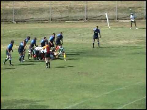 Cote Basque vs Bulls 12 April 2009