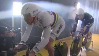 Cyclisme : une soufflerie pour l'équipe de France