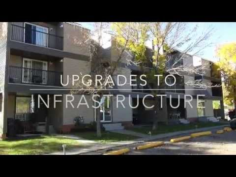 Apartments For Rent Calgary - Infrastructure Upgrades Windsor Green