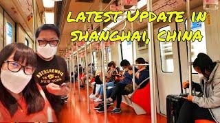 Latest Update in Shanghai China