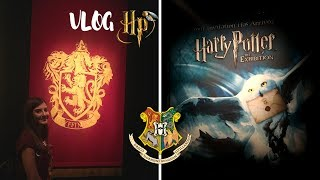 VLOG: Harry Potter The Exhibition (Milan)