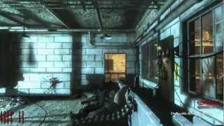 Call of Duty: World at War - Zombie Verruckt Gameplay - Part 1