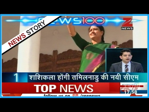 NEWS 100 | Amit Shah did election rally in Noida