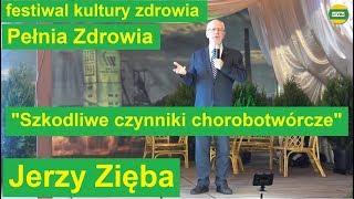 Jerzy Zięba Szkodliwe Czynniki Chorobotwórcze I Przeciwdziałanie Im PEŁN A ZDROW A 2019