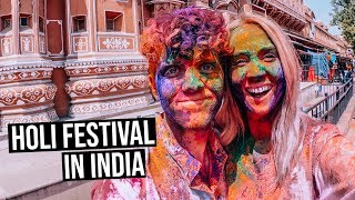 We Celebrated Holi In India | What To Expect