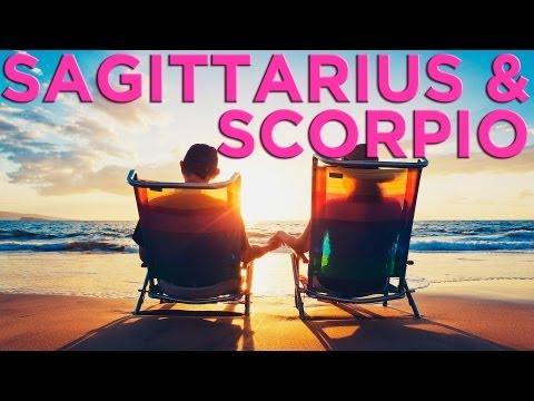Scorpio man and sagittarius woman dating