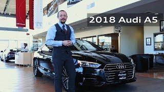 2018 Audi A5 Walkaround