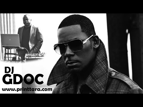 R Kelly Ultimate 2016 Greatest Hits Remix  DJ GDOC