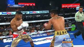 Alexis Reyes vs Yuriorkis Gamboa