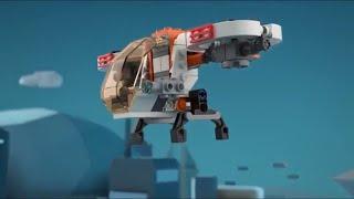 LEGO Creator 3in1 Drone Explorer 31071 Building Kit (109 Piece)