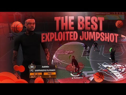 THE BEST EXPLOITED JUMPSHOT ON NBA 2K18! AUTOMATIC GREENLIGHT GLITCH | NEVER MISS ON ANY ARCHETYPE!