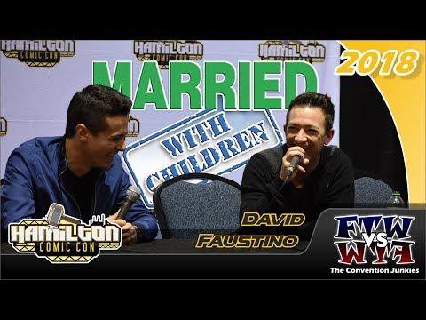 David Faustino Married with Children, Legend of Korra Hamilton Comic Con 2018 Full Panel