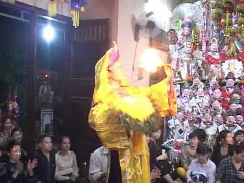 Hầu Bà Chúa Kho tại Linh Ứng ĐIện - Văn Quán - Hà Đông - HN