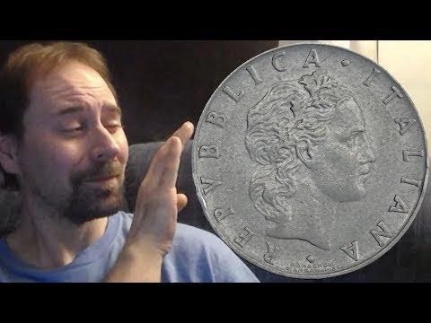 Italy 50 Lire 1963 R Coin