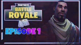 Fortnite Battle Royale Livestream Episode 1