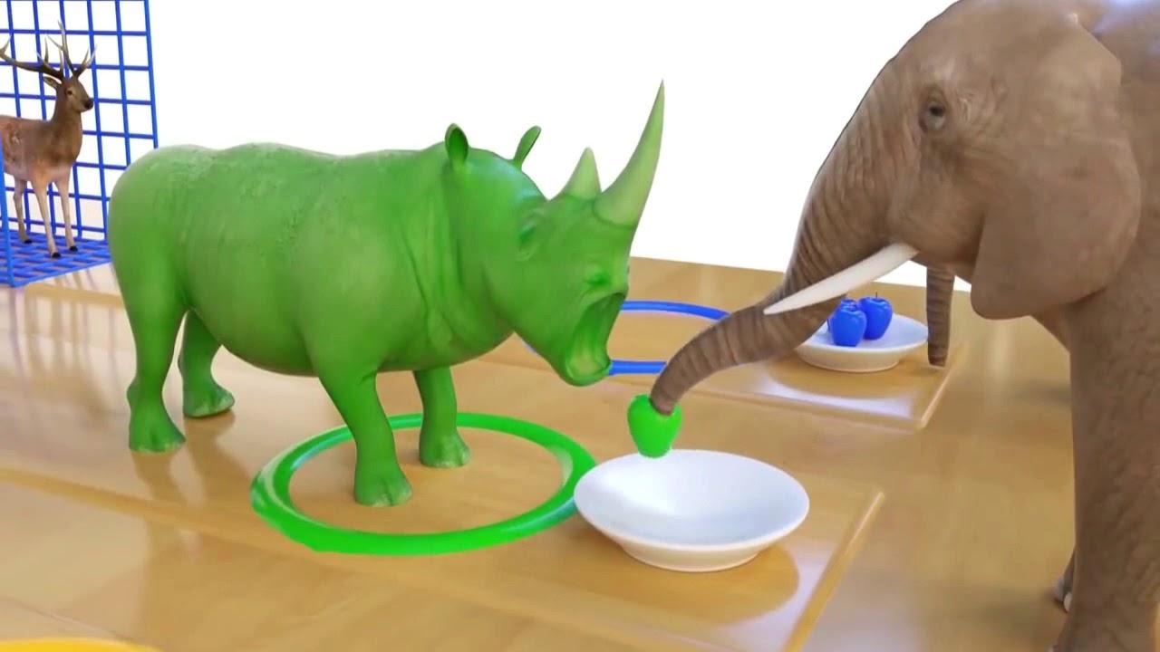 1080+ Gambar Animasi Memberi Makan Hewan Gratis Terbaru