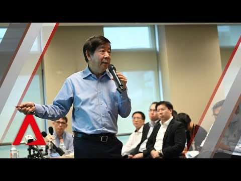 Khaw Boon Wan on intrusions by Malaysian government vessels into Singapore waters