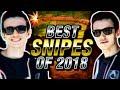 Best Just9n Sniper Shots Of 2018