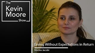 Sharing and Giving Without Expectations in Return, Energy Philanthropy with Marina Jacobi