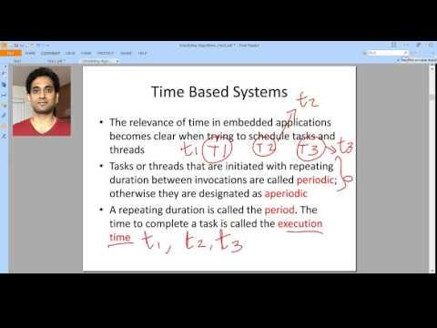 Embedded systems RTOS 2