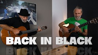 BACK IN BLACK / Strum´n Drum