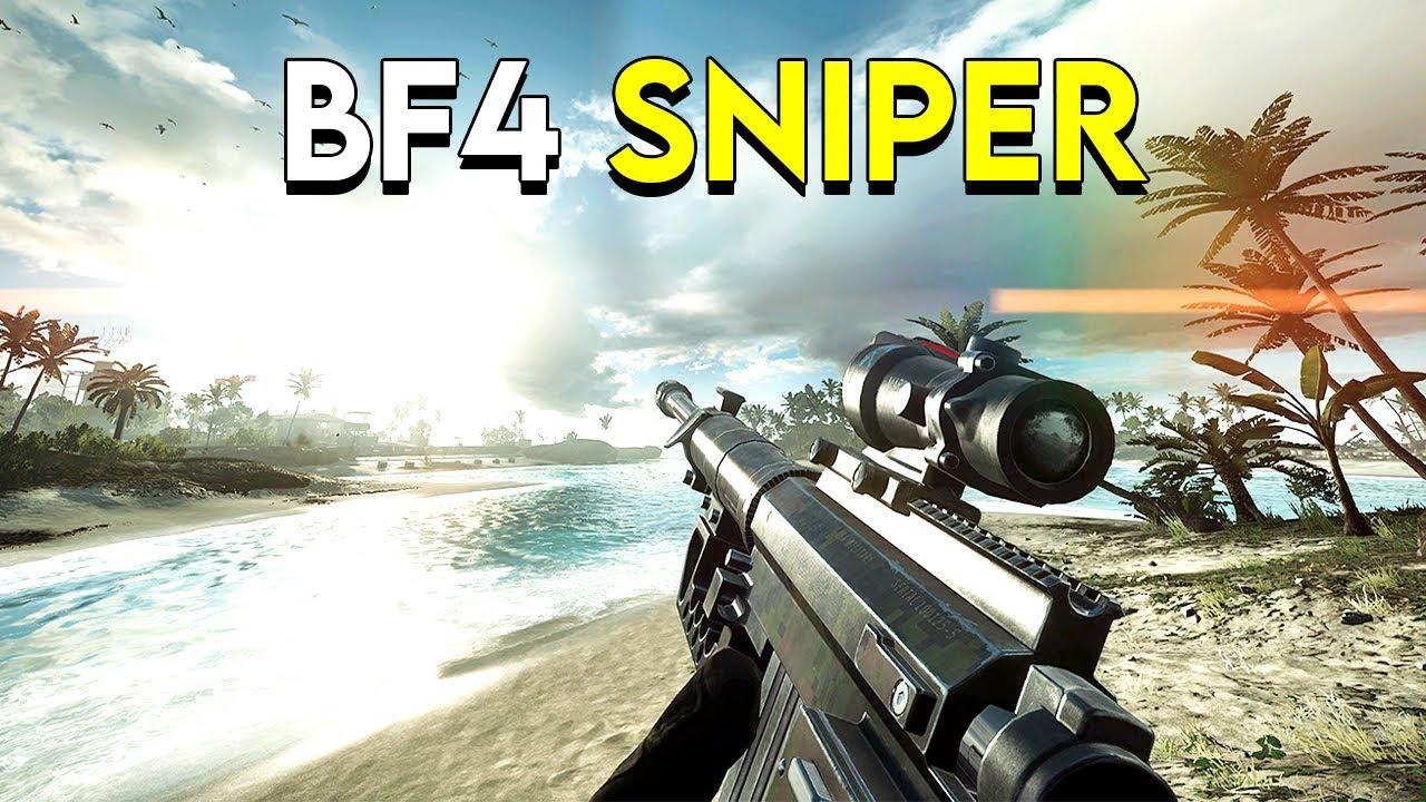 Battlefield 4 Sniping is Still Great!
