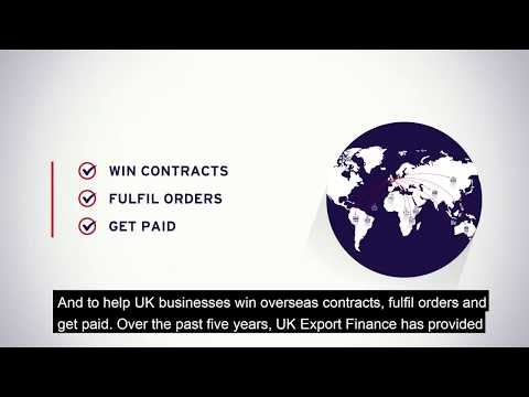 We are UK Export Finance