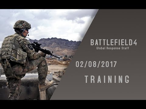 BATTLEFIELD4-02/08/2017-Global Response Staff-TRAINING