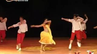 Aa Ante (Tollywood) Choreographed by Master Ram