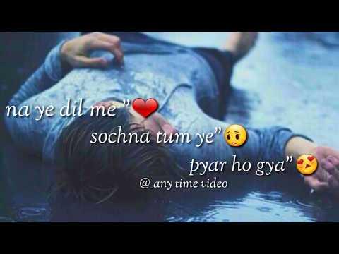 Ab Kabhi Jab Me Mar Jau To Whatsapp Status(lyrics)@_Any Time Video