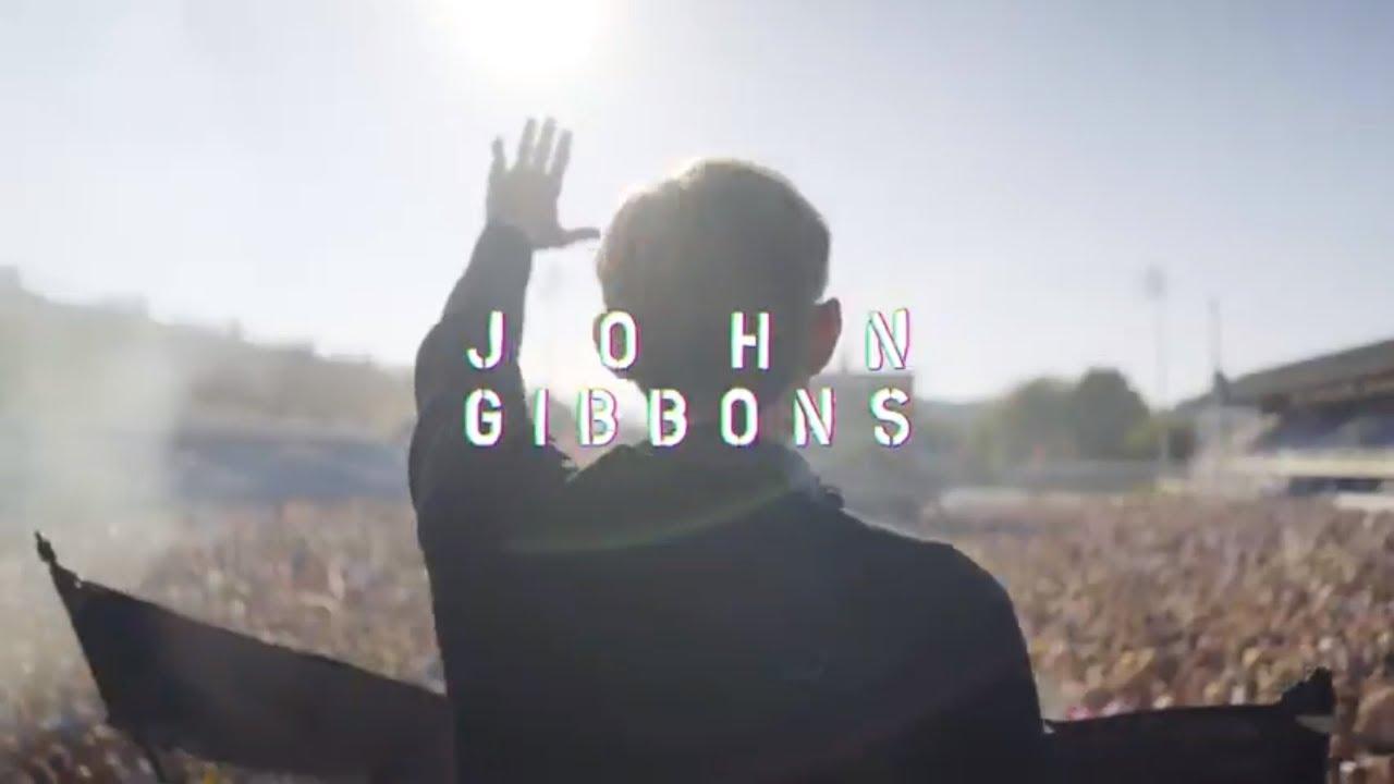 708fcf817b28 John Gibbons Live At RDS Arena