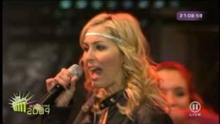 Baracuda - I Will Love Again LIVE at Welcome 2009 (16:9 HQ V...