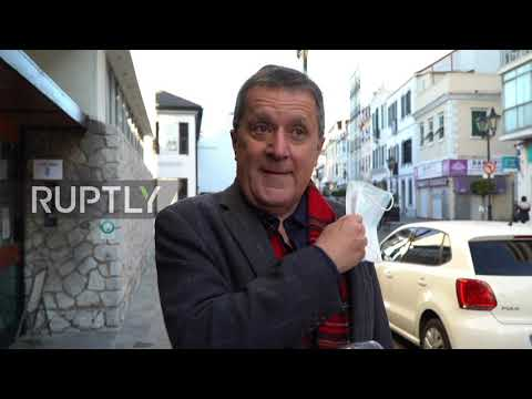 Gibraltar: Residents react to last-minute UK-Spain deal on territory border