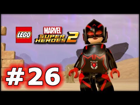 LEGO Marvel Superheroes 2 - LBA Episode 26 - New Characters!