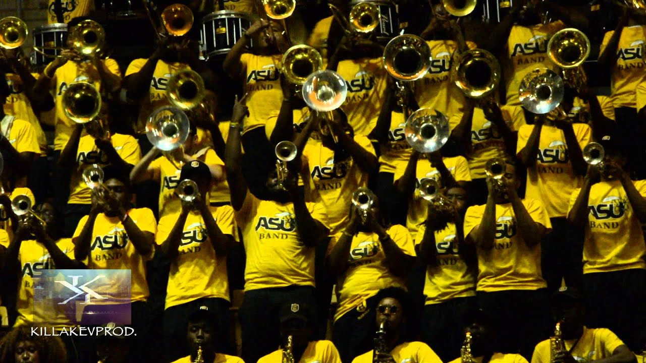 Alabama State University Marching Band - Antidote - 2016