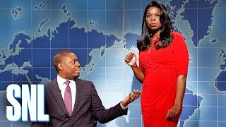 Weekend Update: Omarosa Manigault Newman - SNL