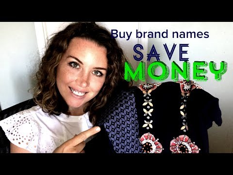 Why I only buy designer clothes BRAND NEW and how to get them for super cheap
