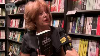 The Missing Activist at Waterstones
