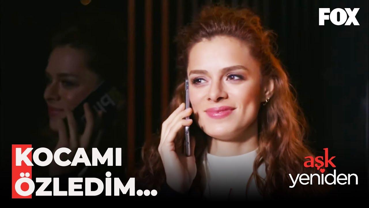 Zeynep Heyecanını Fatih İle Paylaştı - Aşk Yeniden 32. Bölüm